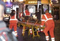 <p>Десетки ранени руснаци в Рим</p>