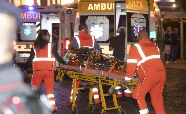 Десетки ранени руснаци от ескалатор в Рим