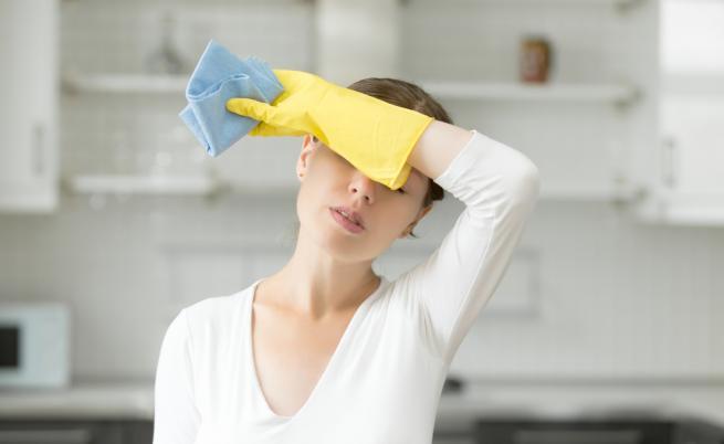 Защо къщата ви изглежда винаги разхвърляна (СНИМКИ)