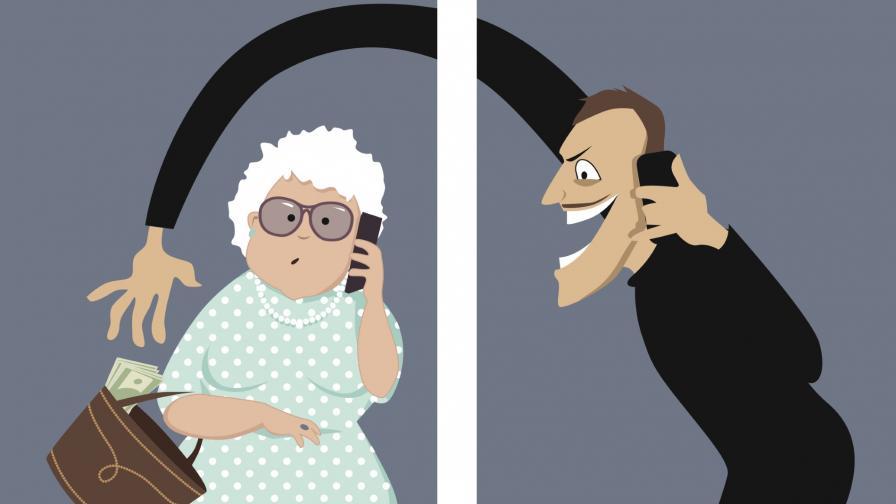 Изкуствен интелект ще пази от телефонни измами
