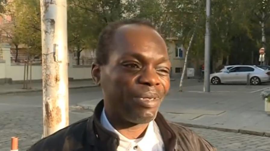 Футболни фенове пребиха чернокож британски гражданин