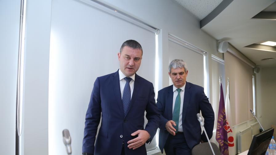 <p>Горанов: Агресията на САЩ &ndash; риск за бюджета на България</p>