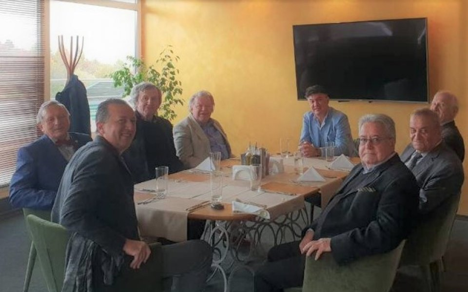 Боби Михайлов се срещна с представители на БАН
