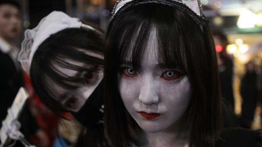 Едни от най-откачените Хелоуин костюми (СНИМКИ)