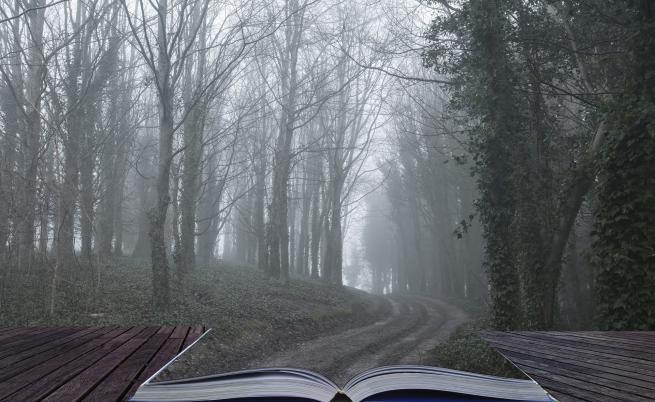 Тези книги на ужасите са по истински истории