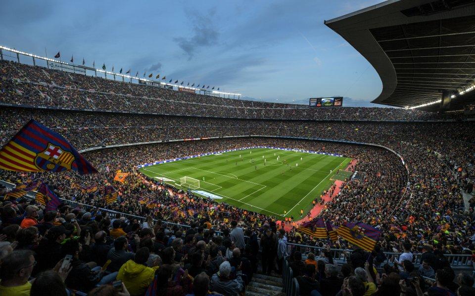 Барселона взе звезда на втородивизионен английски тим