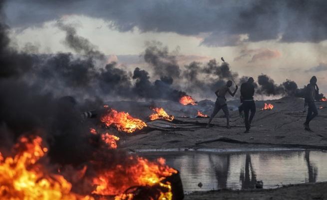 """""""Хамас"""" обяви примирие, стреляли с руски ракети"""