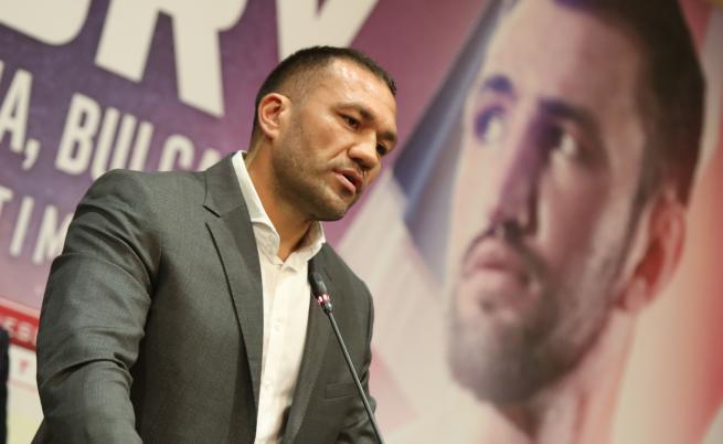 Хиляди подкрепят Кубрат Пулев на ринга тази вечер