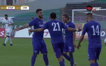 НА ЖИВО: Феноменален гол на Батрович за Етър