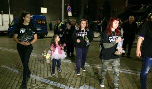 <p>Протестът на майките за оставката за Симеонов не спира</p>