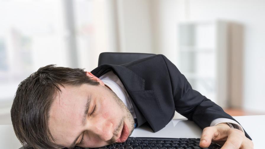 Защо трябва да спим в офиса