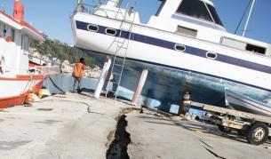 """<p style=""""margin-bottom: 0cm"""">Земетресението в Гърция премести остров Закинтос</p>"""