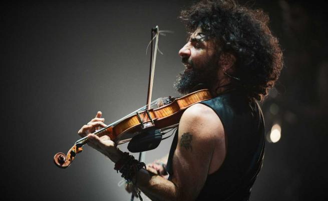 Неповторимият цигулар Ара Маликян: България е велика страна