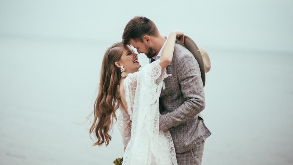 брак сватба писмо
