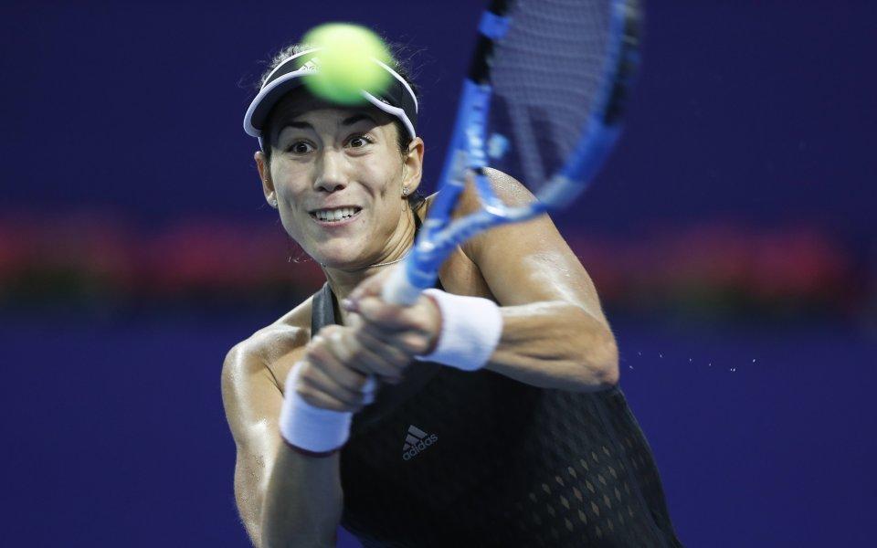 Мугуруса се класира за полуфиналите на турнир по тенис в Китай