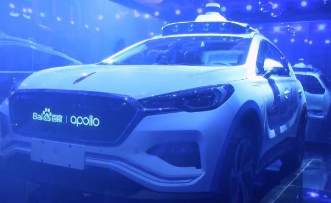 Китайски гигант пуска автономните автомобили