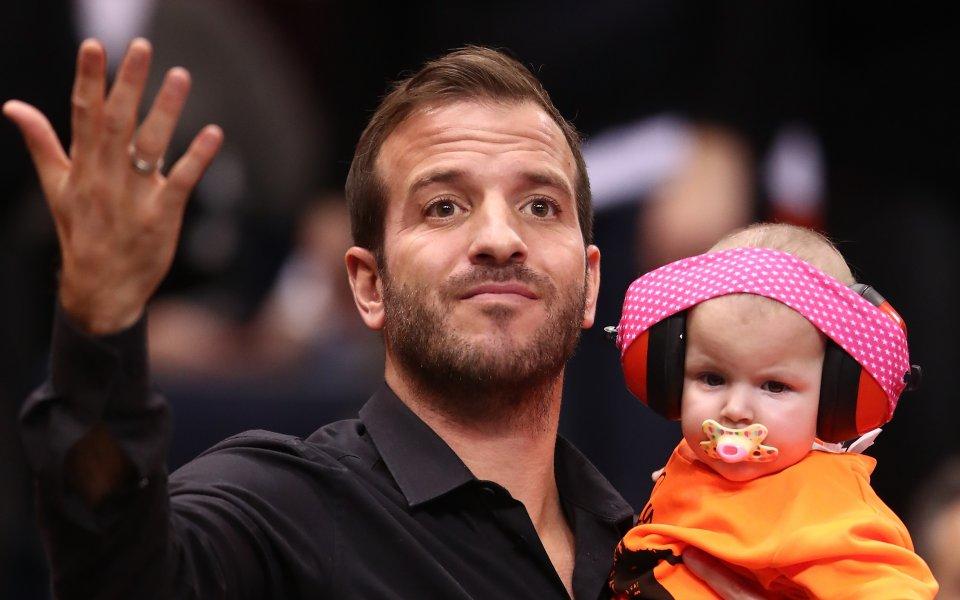 Ван дер Ваарт обяви края с: Не успях да стана футболен дядка