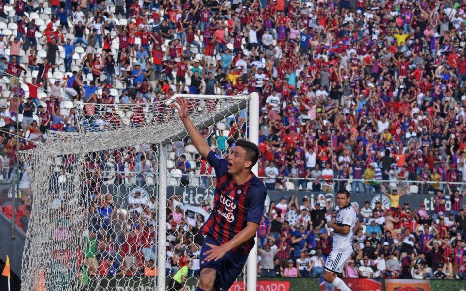 14-годишен разтърси парагвайския футбол