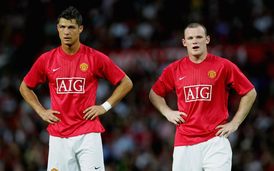 Рууни: Меси и Роналдо не могат да помогнат на Ман Юнайтед