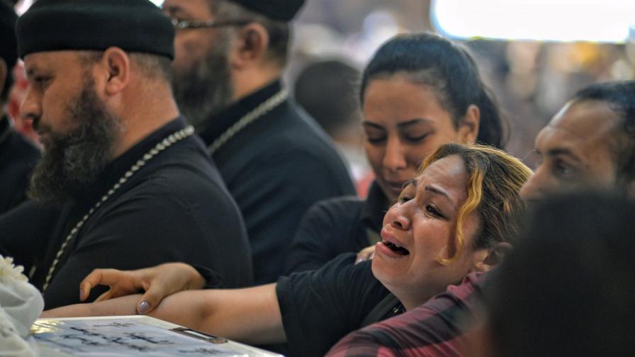 """Седем християнски коптски поклонници бяха убити в петък в Египет. Отговорност за атентата пое """"Ислямска държава"""""""