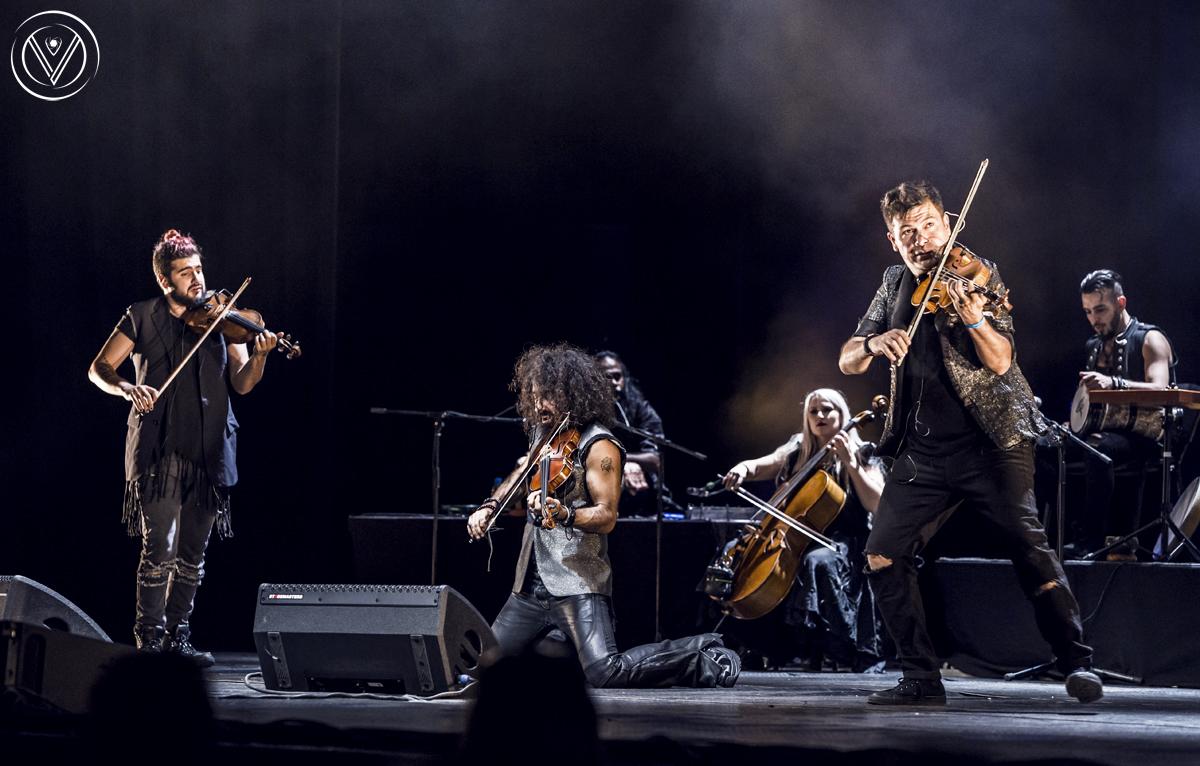 """""""Невероятната история на една цигулка"""" емоционален и личен разказ, който връща спомена за създадения в Модена инструмент, напоен със спомени от родния му Ливан, с поучителни истории от дядо му, със силата на арменските му корени и класически цигулкови теми, издържали изпита на времето."""
