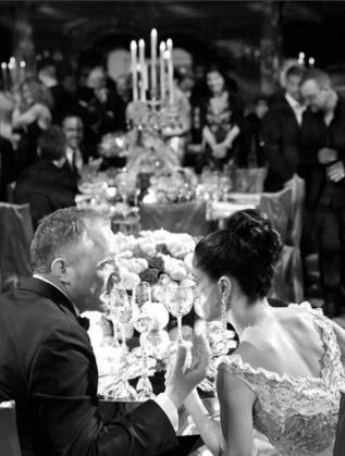 Сватбата на Салма Хайек и Франсоа-Анри Пино