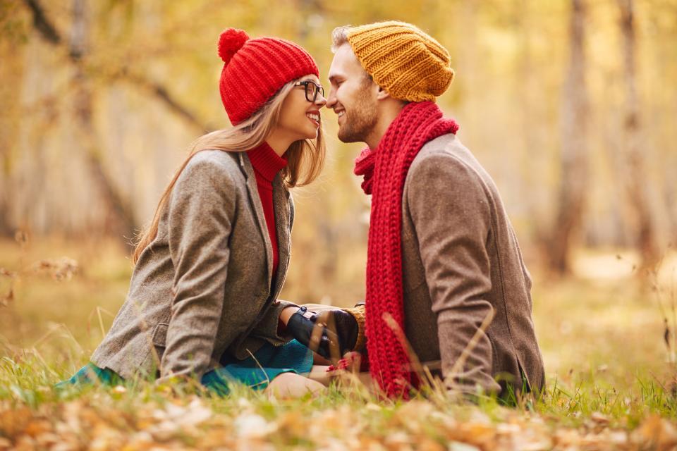 любов есен