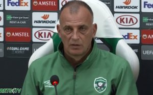 Шеф на Лудогорец потвърди: Здравков остава треньор на отбора