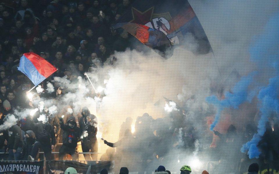 Разград очаква 700 привърженици на ЦСКА Москва