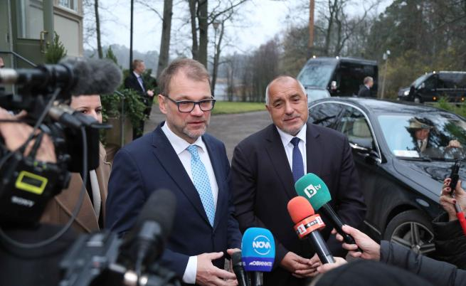 Борисов: Брекзит и Европа на две скорости са опасностите