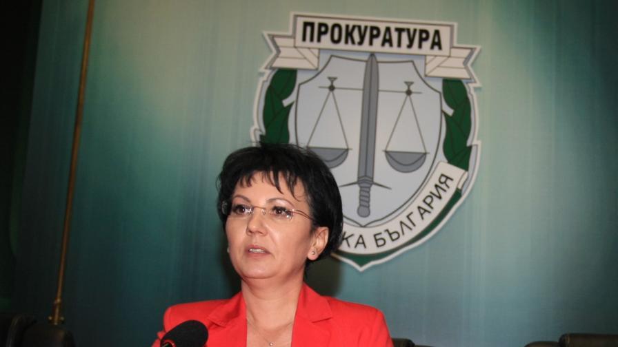 <p>Прокуратурата: Йончева изглежда е знаела, че парите са от КТБ</p>
