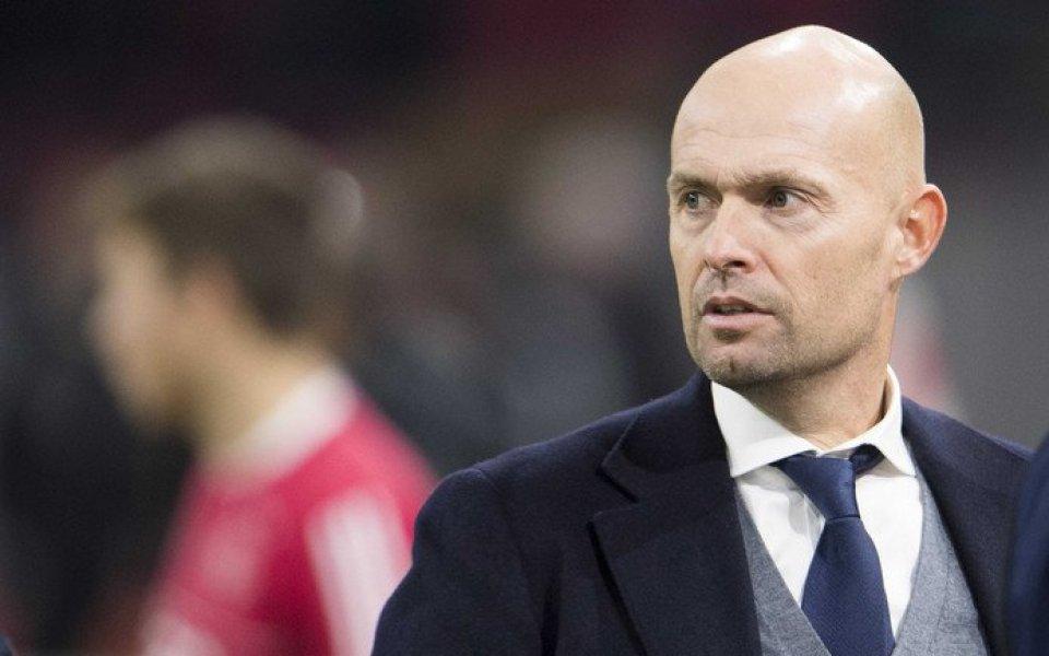 Спортинг Лисабон посочи Кайзер за нов треньор