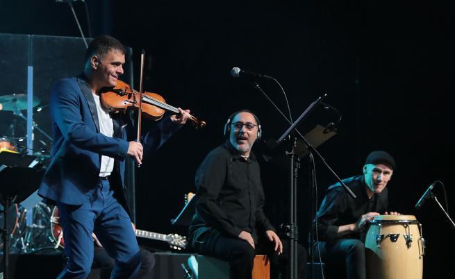 Васко Василев разкрива супер силите на музиката в Музейко