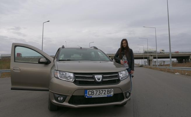 """Нов внос"": Dacia Logan MCV (видео)"