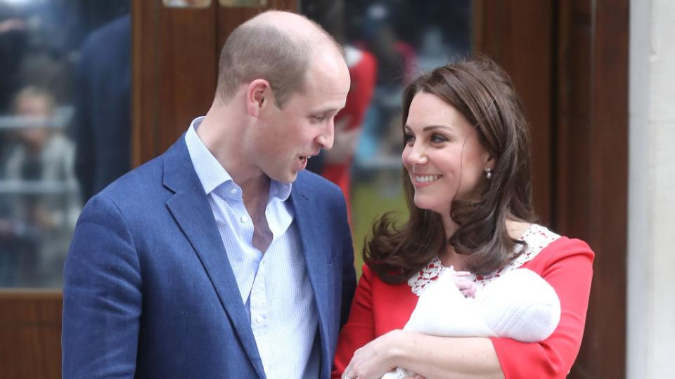 принц луи кейт  мидълтън