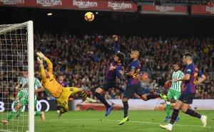 Тимовете, които пронизаха Барселона