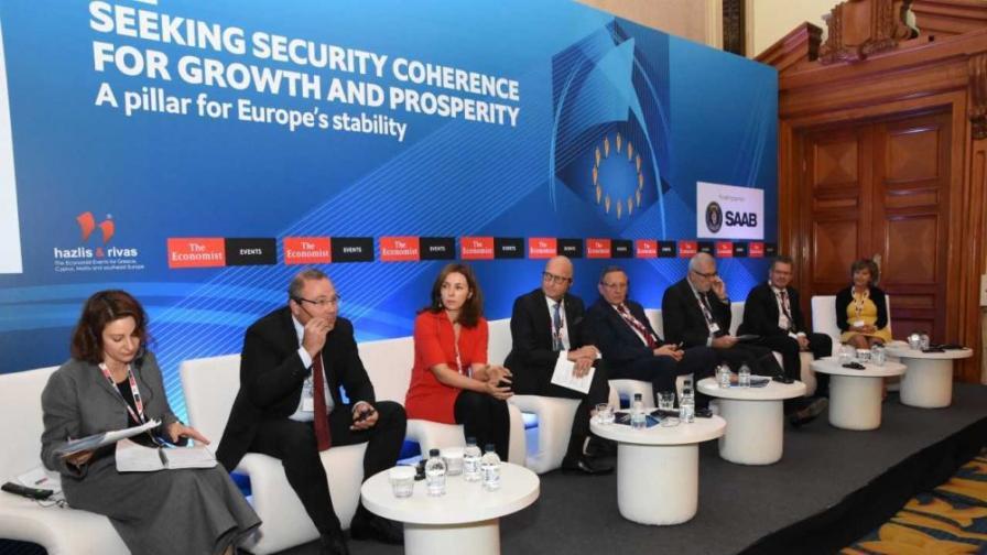 Екатерина Захариева: Европа се завърна на Балканите
