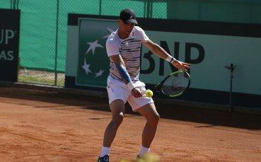 Кузманов би италианец за втори кръг в Буенос Айрес