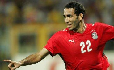 Осъдиха на година затвор египетска футболна легенда