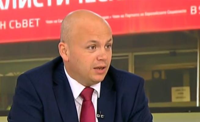 Депутат от БСП: Подкрепяме протестите, не ги организираме