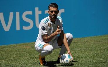Дани Себайос: През януари мислех да напусна Реал