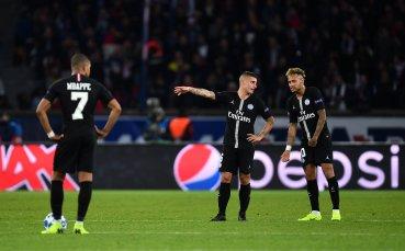 УЕФА може да остави ПСЖ извън Шампионската лига?