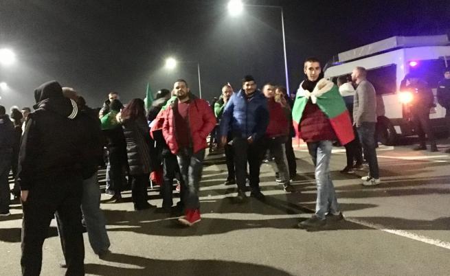 Отново протести в цялата страна