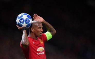 Рома шокира Юнайтед с оферта за Ашли Йънг