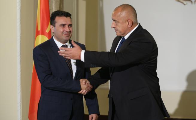 Правителствата на Македония и България ще заседават заедно