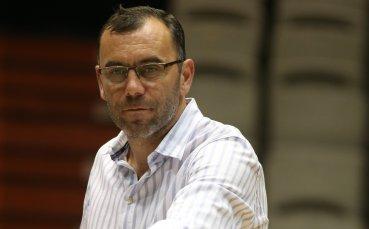 Тодор Стойков: Играчите нe показаха нищо