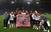 Рома дари 150 хил. евро за пострадал фен на Ливърпул