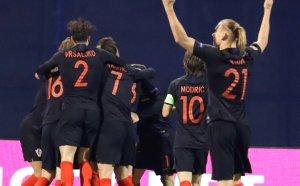 Героична Хърватия надви Испания и оцеля в Лигата на нациите