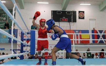 Севда Асенова започна с победа на Световното по бокс в Индия
