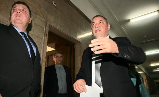 Каракачанов: Не очаквам сътресения в коалицията